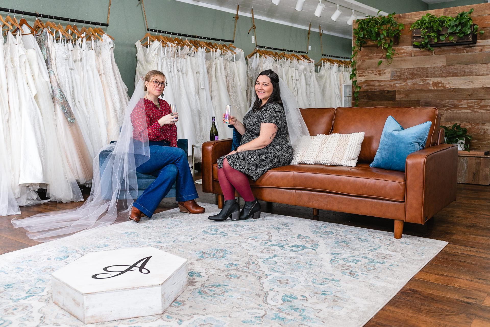 Laura & Leslee - Owners